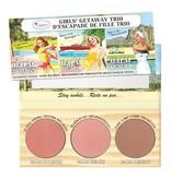 TheBalm®  Girls Getaway Trio - Bronzer & Blush Palette