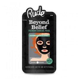 Beyond Belief Purifying Charcoal Face Mask