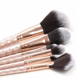 Beauty Creations - Rose Gold Brush Set