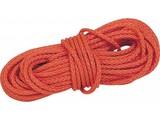 Floating line, orange, for lifebuoy.