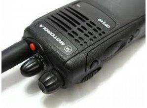 Motorola GP340 VHF portofoon