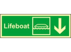 Lifeboat Down
