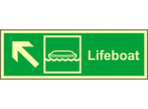Lifeboat Left, Up