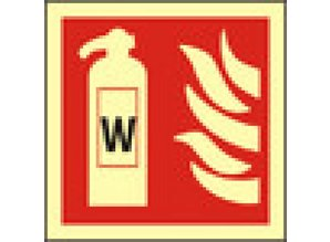 Fire Extinguisher (Water)