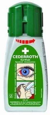 Emergency eyewas showers