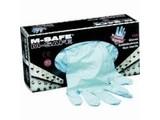 Nitrile handschoenen blauw