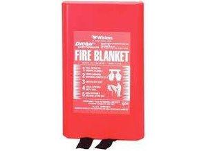 Fire blanket 120x180 cm.