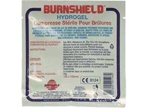 Burnshield compress 10x10