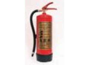 Brandblusser poeder inh 9 kg ABC
