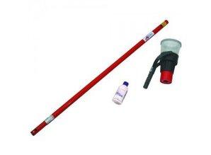 Solo 810 Smoke Detector Test Starter Kit 2.5 metres