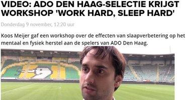 Project met ADO Den Haag