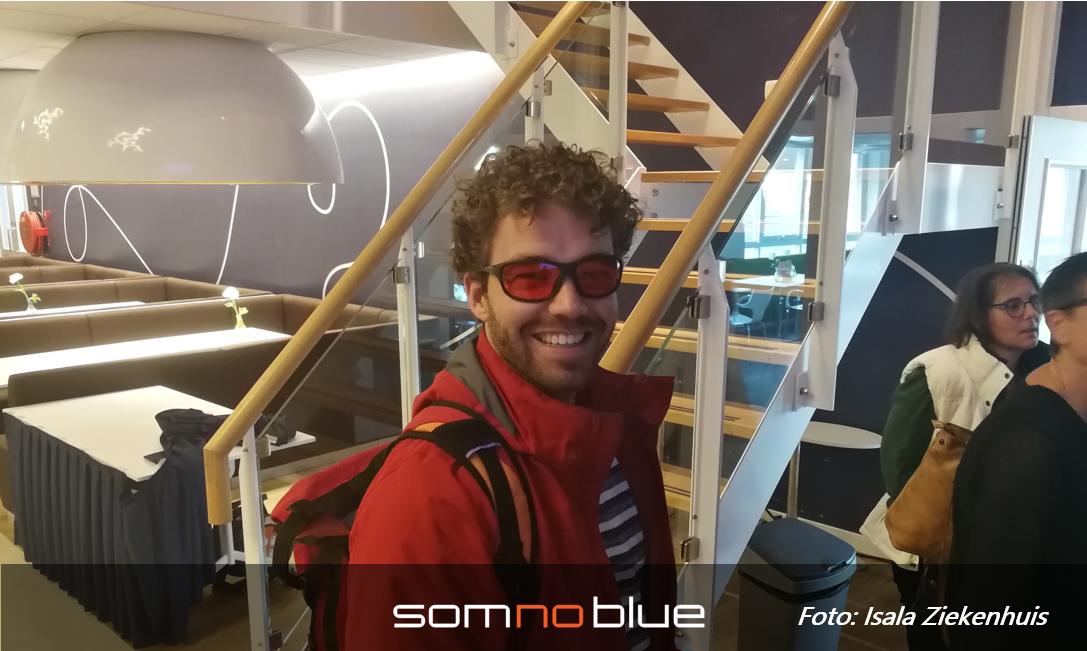 Blauw licht filter bril Slaapbril SB-3 Oranje bril tegen blauw licht