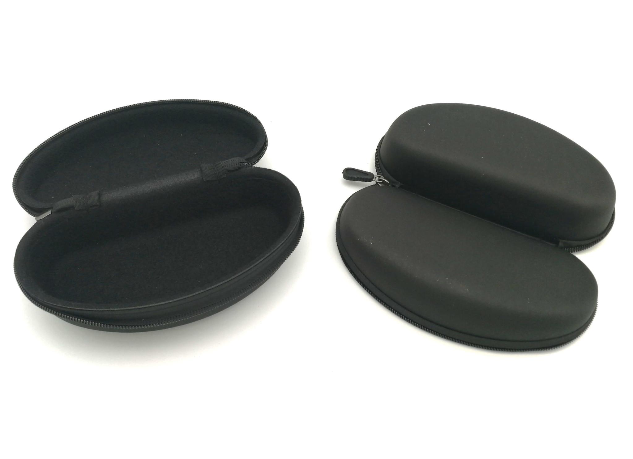 Black glasses case large for SB-F1 and SB-F2