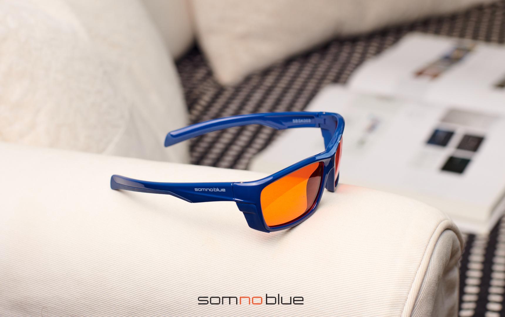 SB-J Plus Blaulicht-Filternde Brille Schafbrille