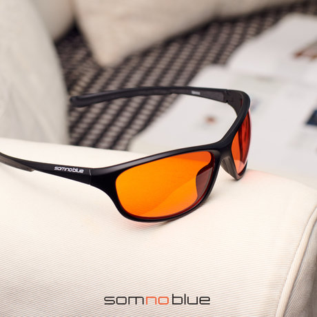 Somnoblue blue blocking glasses  SB-3 Plus