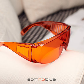 SCHLAFBRILLE 'FIT-OVER'  SB-F1