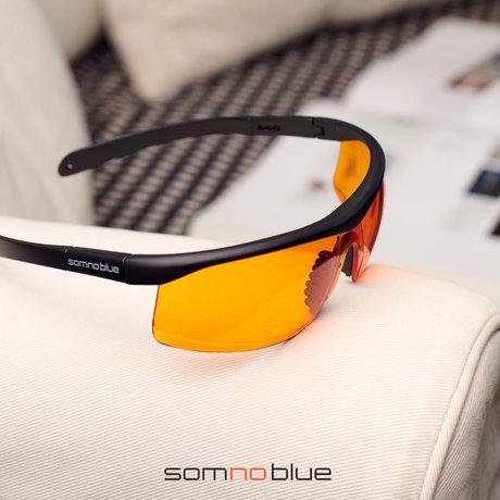 Somnoblue blue blocking glasses  SB-1