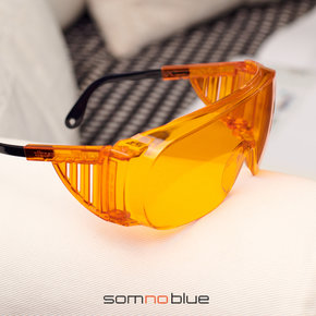 Blue light filtering glasses SB-F2