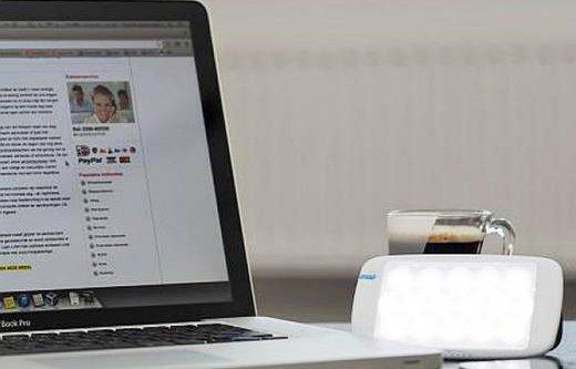 Litebook Die Lichttherapielampe Litebook EDGE