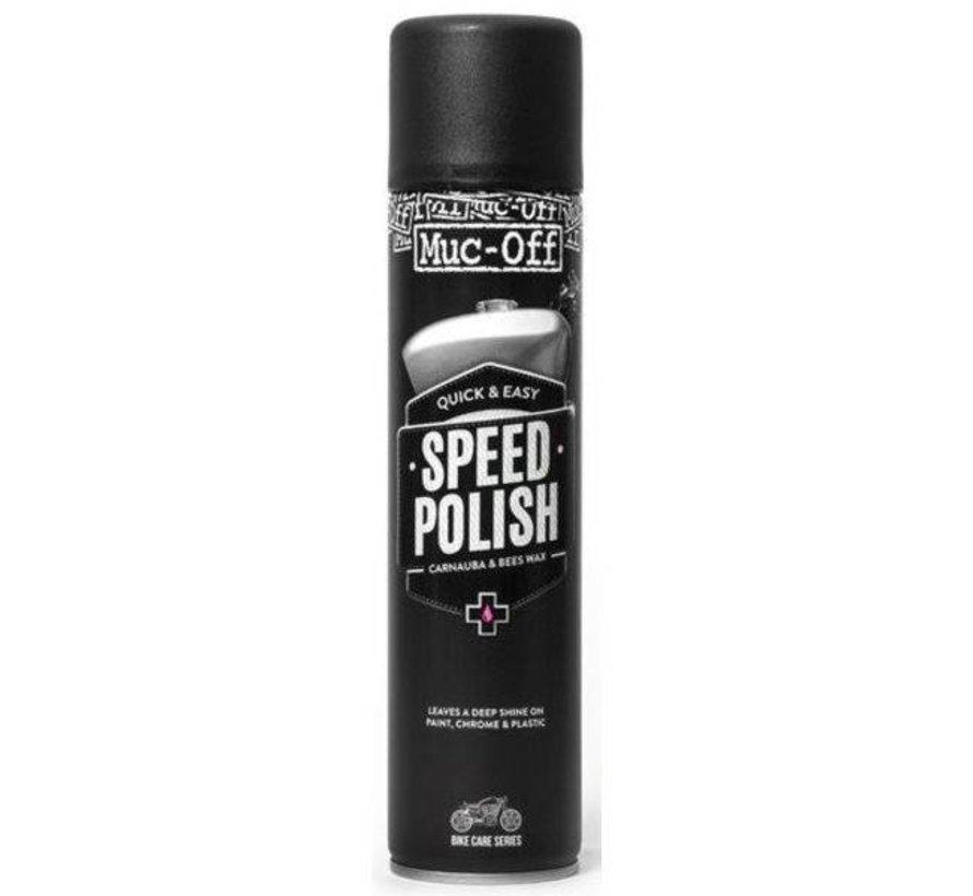 Muc-off Speed Polish