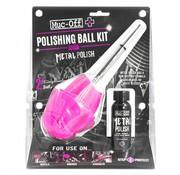 Muc-Off Polishing ball kit