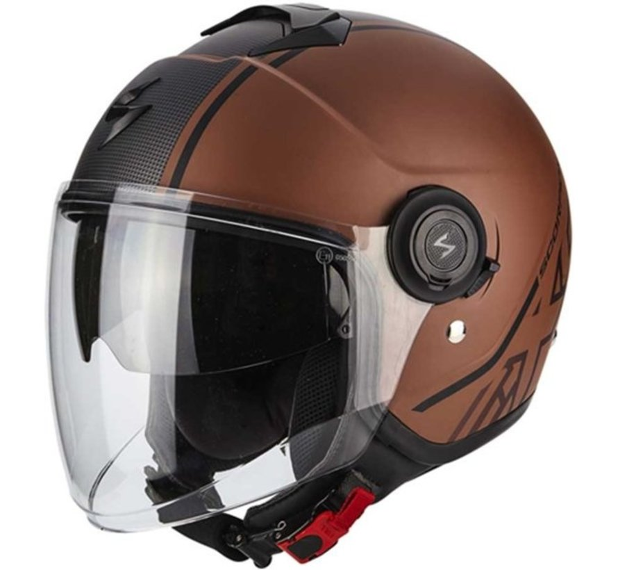 Scorpion EXO-CITY Avenue motorhelm