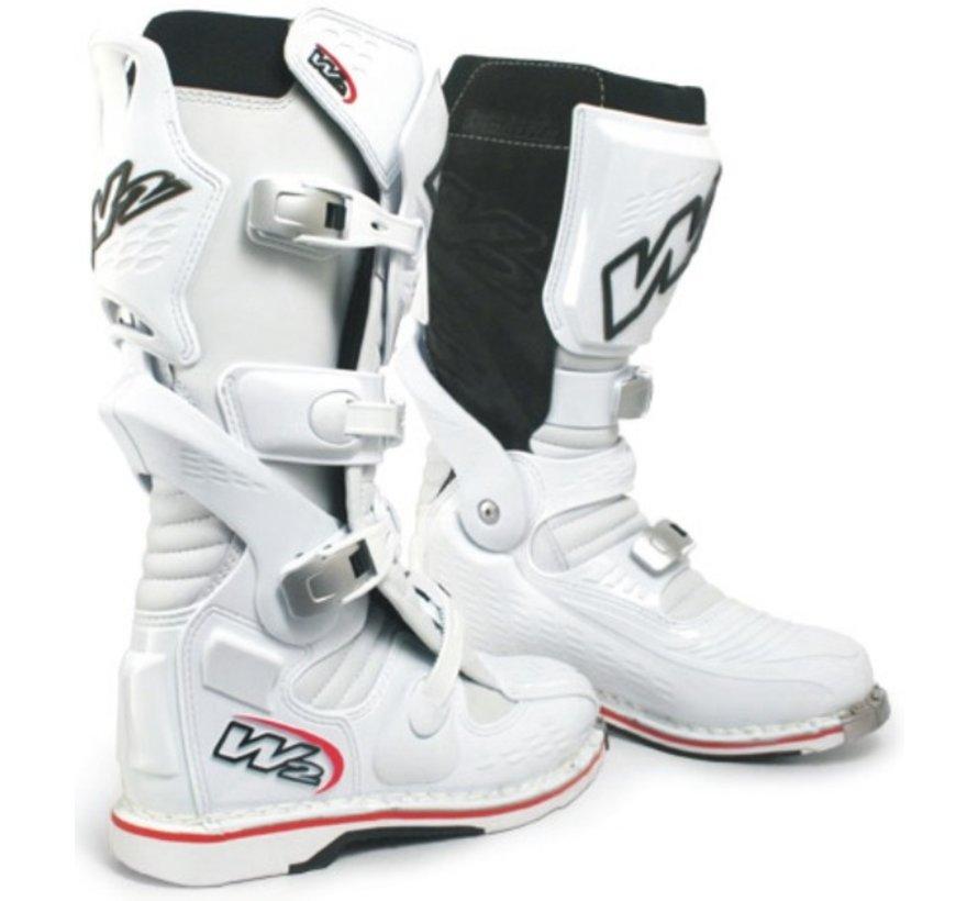 Boots Unadilla White