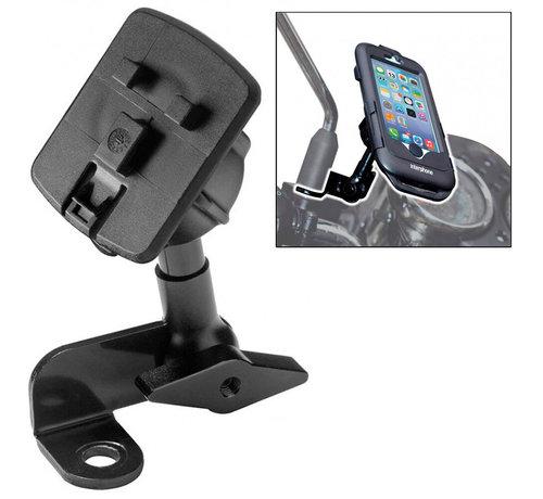Interphone Spiegel houder met adapter voor Interphone