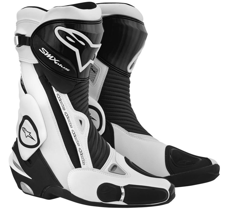 Alpinestars SMX Plus Black White