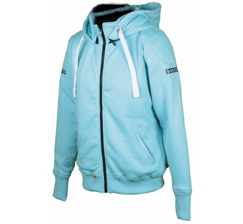 Booster Core Hoodie Light Blue