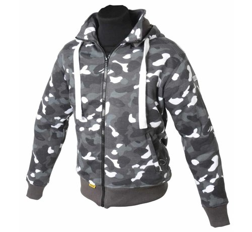 Booster Booster Core Hoodie Black Camo