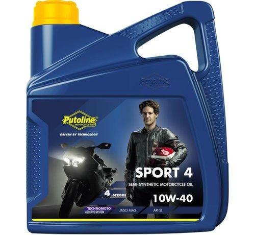 Putoline Sport 4 10W40 4L