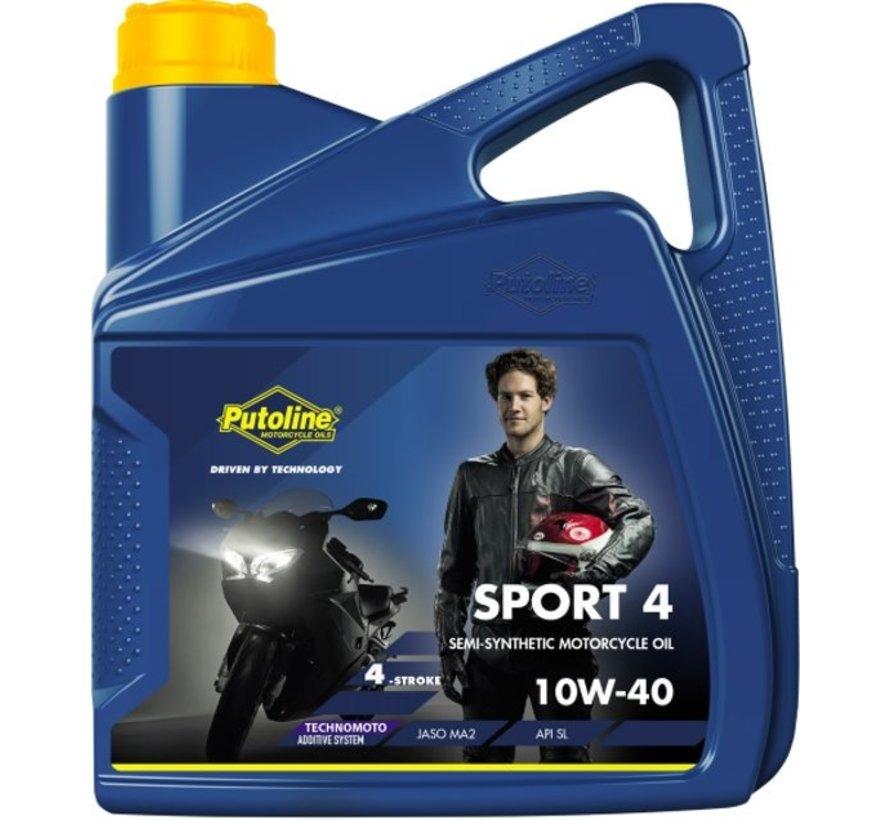 Sport 4 10W40 4L