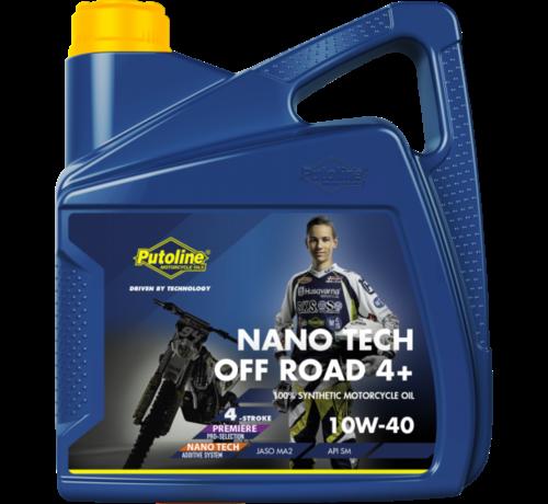 Putoline Nano Tech Off Road 4+ 4L