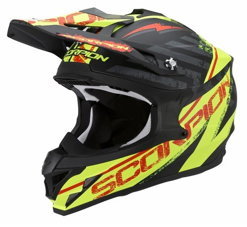 Scorpion VX15 Evo-Air Gamma