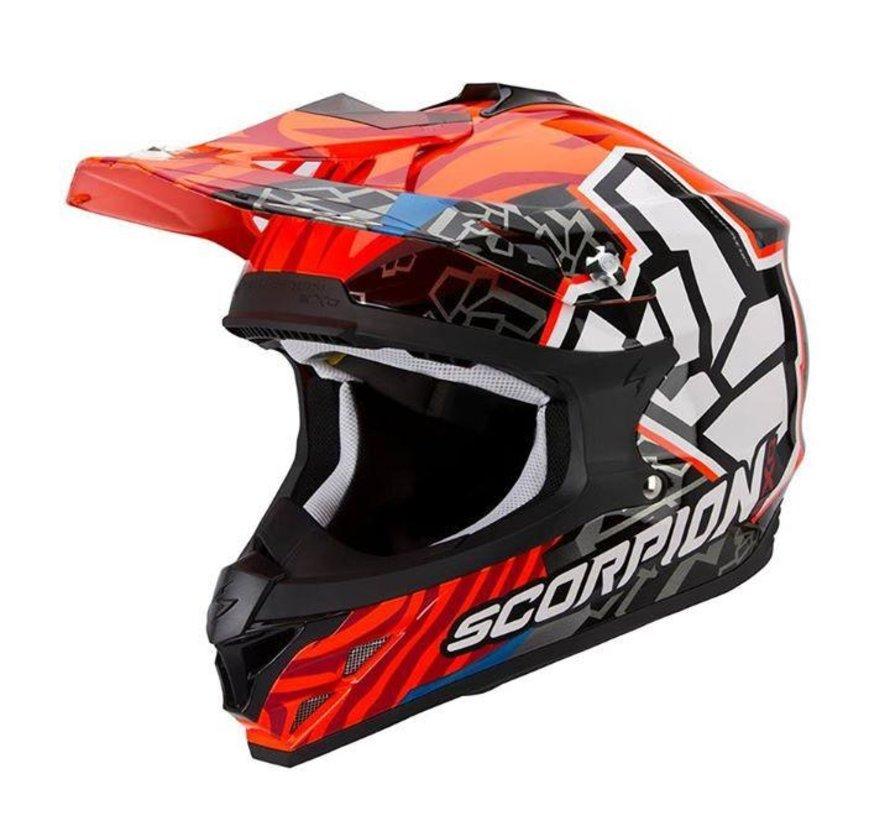 Scorpion VX15 Evo-Air Rok Bagoros
