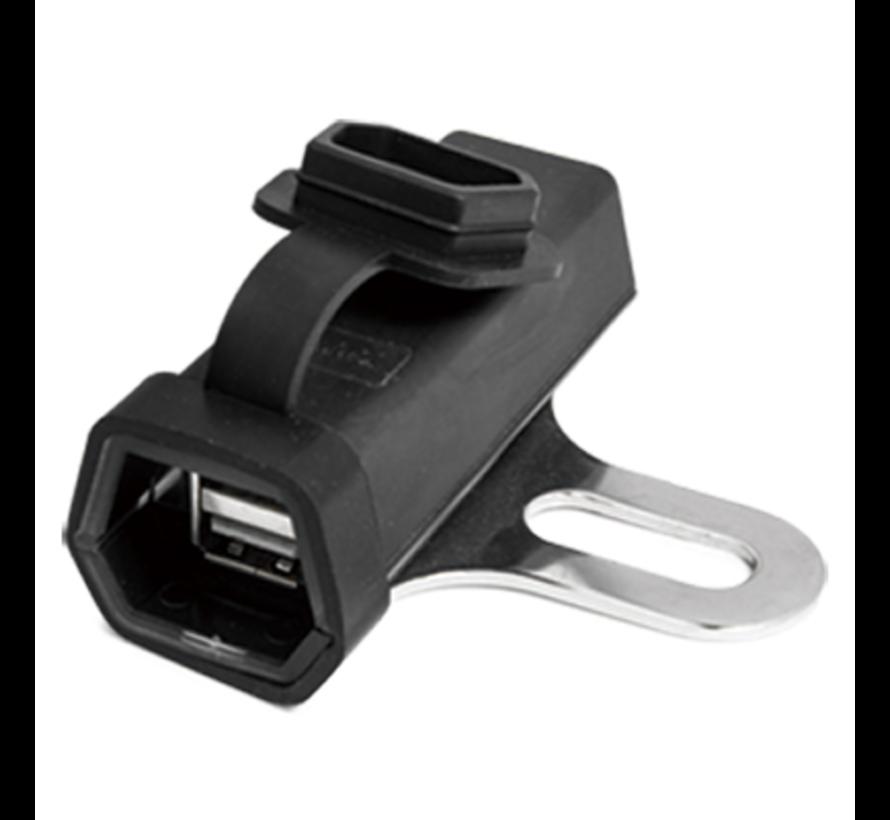 USB lader 12-24V