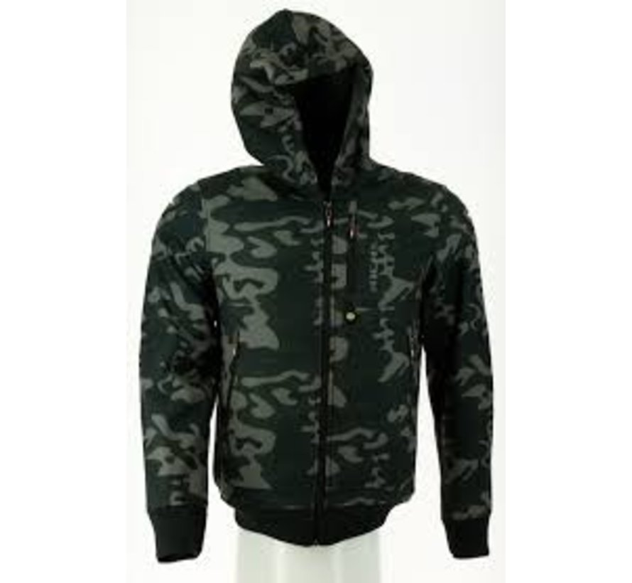 Richa Atom hoodie camo