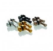 Booster ventielverlengstuk 11,3mm goud