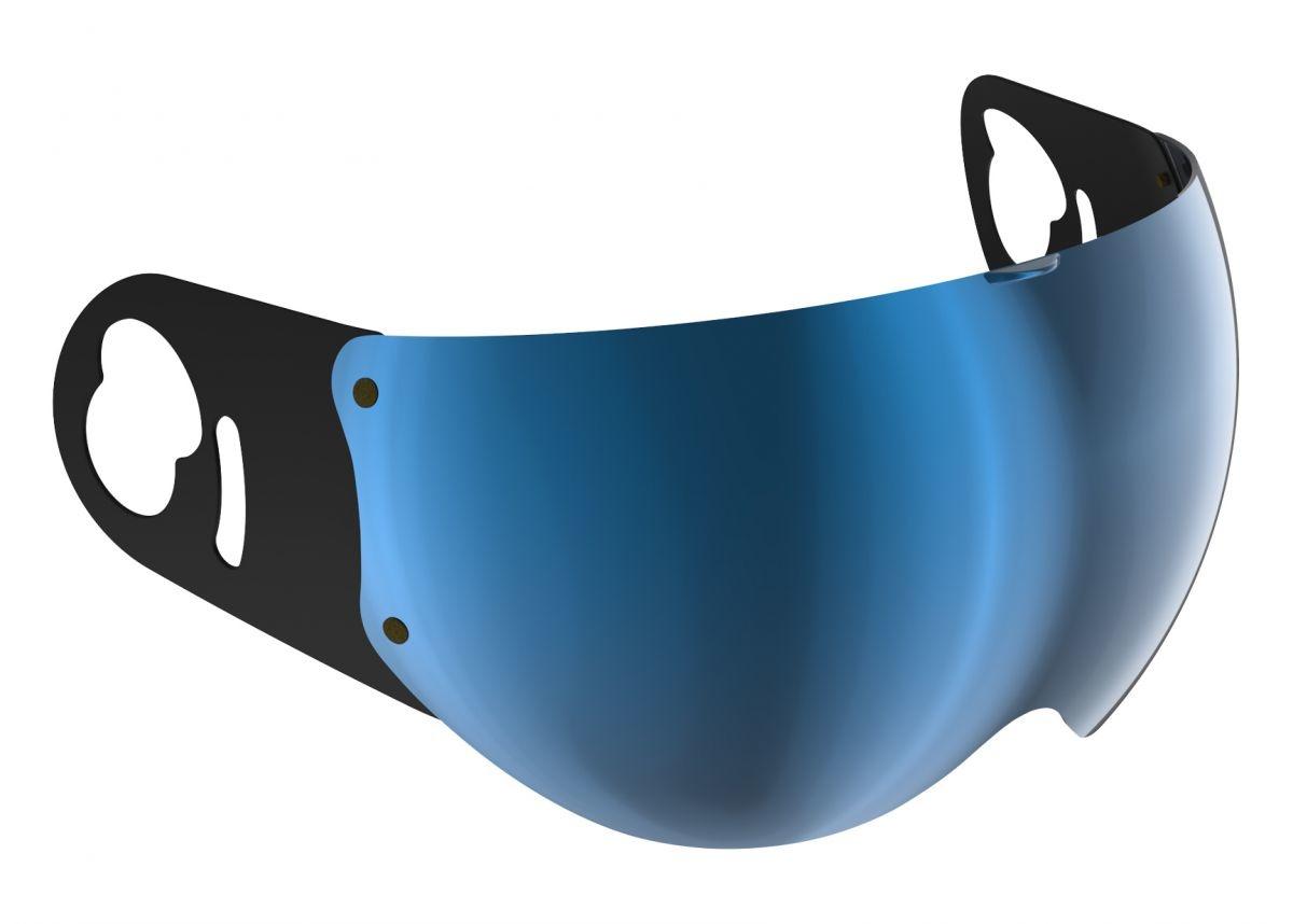 Roof Boxer V8 Spiegel Vizier Blauw Motomonks Nl