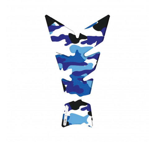 Booster Booster tankpad exclusive camo blue