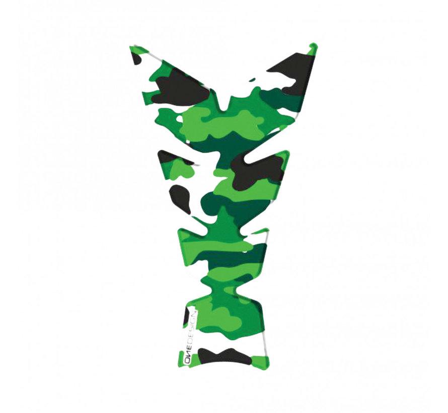 Booster tankpad exclusive camo green
