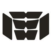 Booster Booster reflectieset helm