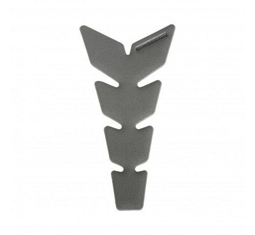Booster Booster tankpad classic grijs