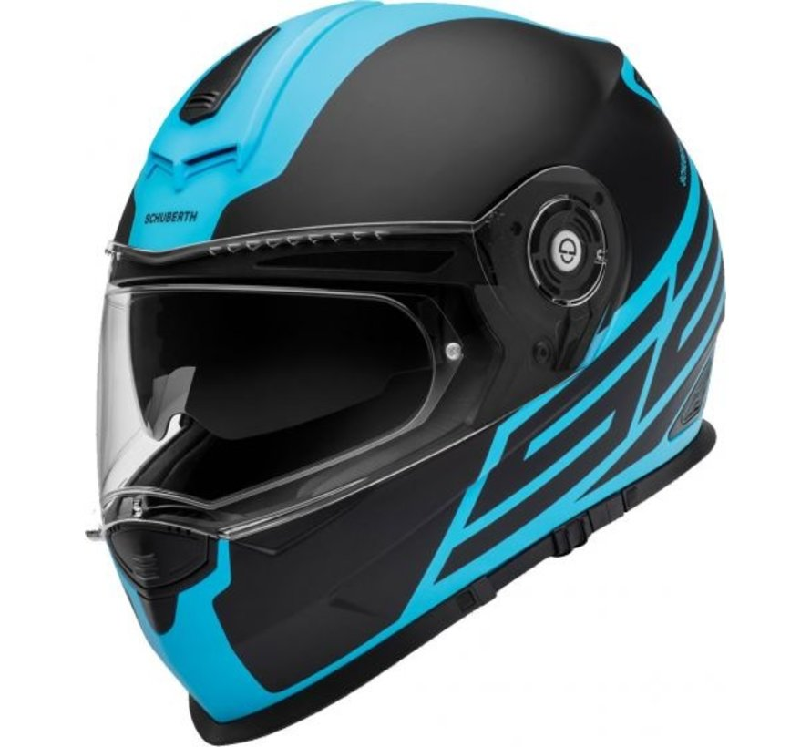 S2 Sport Traction Blue integraalhelm