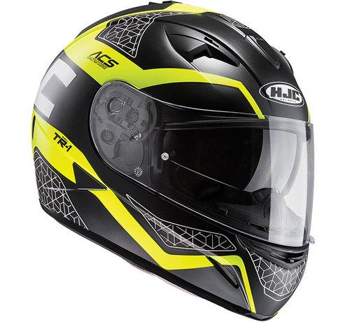 HJC Helmets HJC TR-1 Tholos Fluo Yellow integraalhelm