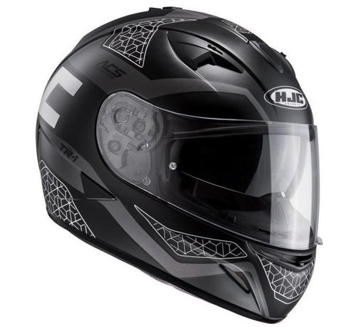 HJC Helmets TR-1 Tholos Black/Grey/White integraalhelm