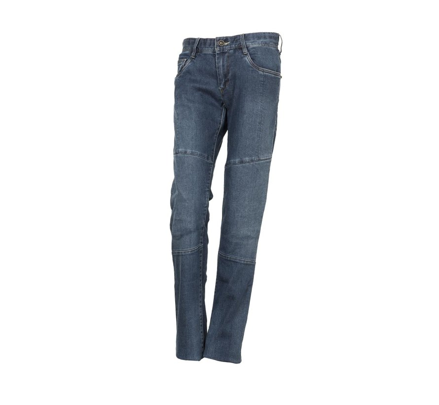 Louisy Smoky Blue motorjeans