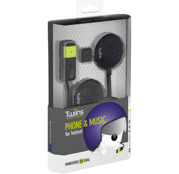 Twiins HF2.0 dual communicatiesysteem