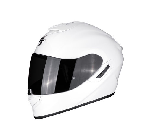 Scorpion Exo 1400 Air Solid pearly white